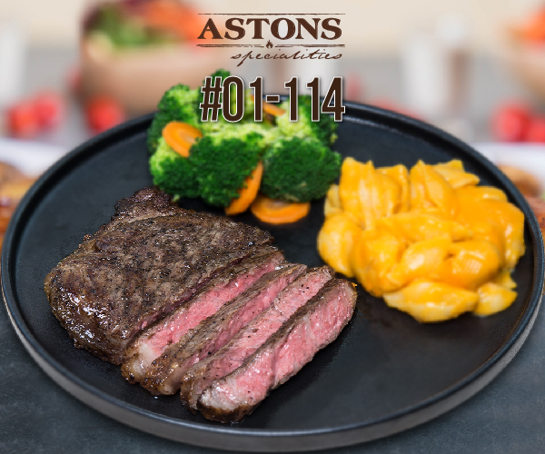 Astons Specialities Nov to Dec Promotion