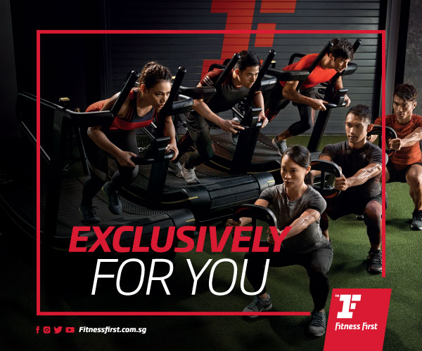 Fitness First Awesome Two 2019 Promotion