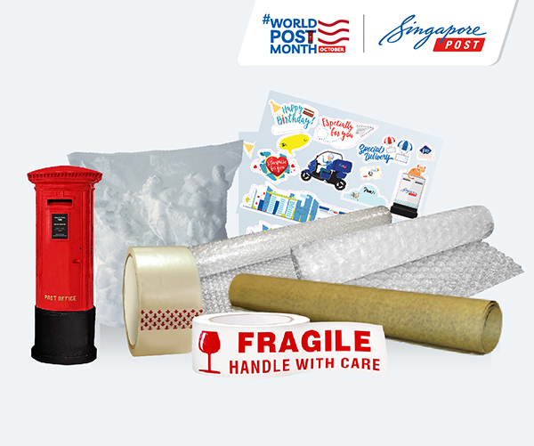 General Post Office Awesome Two 2019 Promotion
