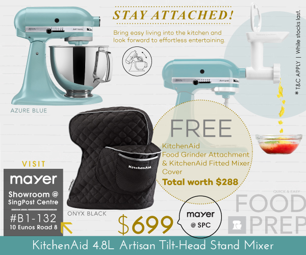 Mayer March Promotion