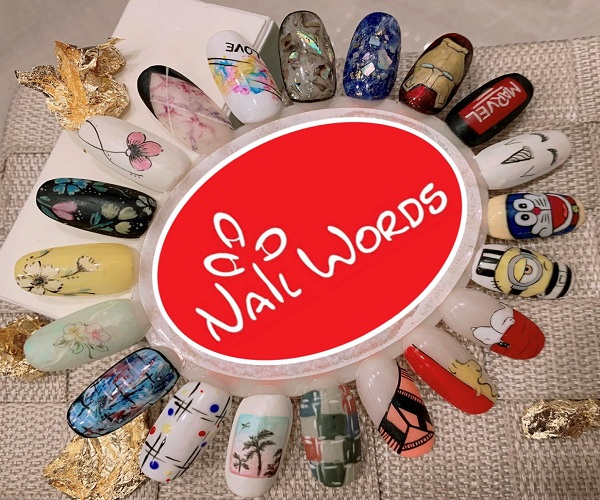 Foodies Goodies - Nail Words Promotion