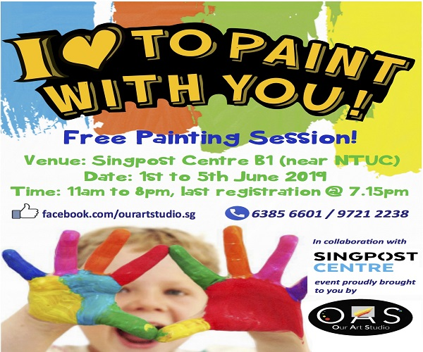 Free Painting Session