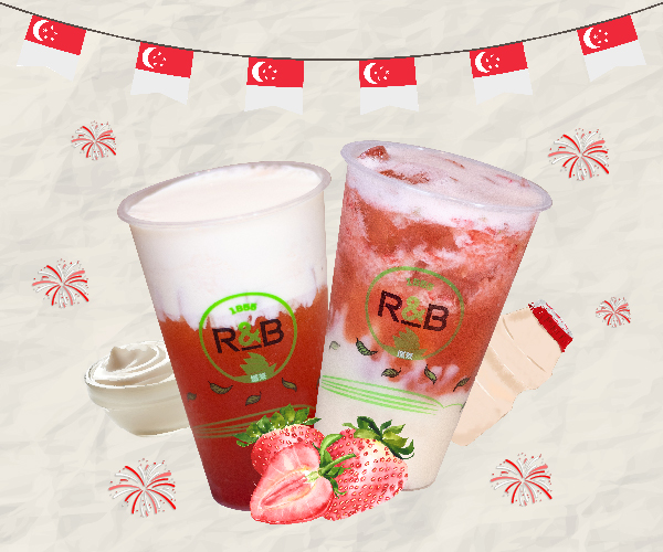 R&B Tea National Day Beverages