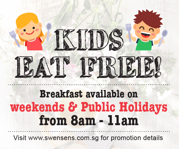 Swensens Deal for Kids